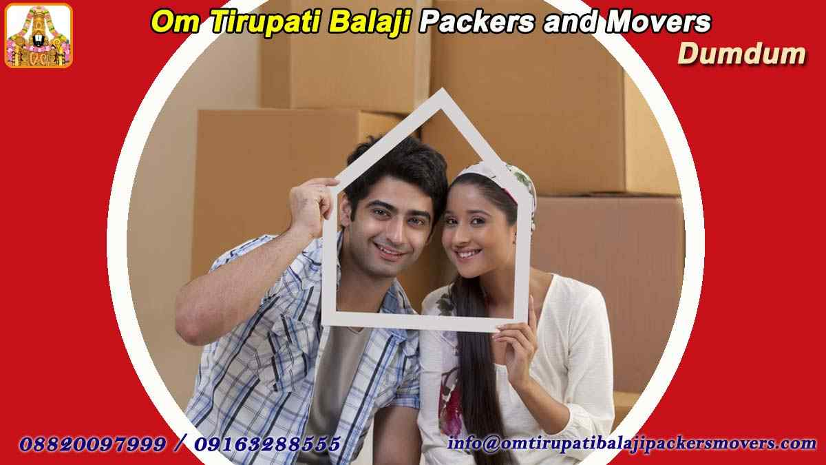 Packers and Movers in Dum Dum